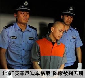 北京长安街醉驾案肇事者陈家简介图片